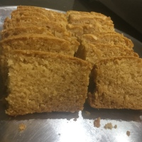Healthy tea cake (without butter, all purpose flour)