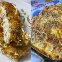 Lasagne and enchilada: Italian and Mexican fusion