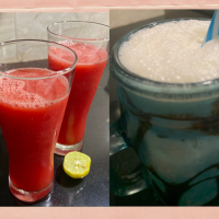 2 drinks to light up your summer!🍹🍸