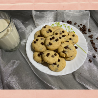 Vacation series: episode#8 : Chocolate chip cookies!🍪
