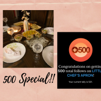 500 SPECIAL!!!